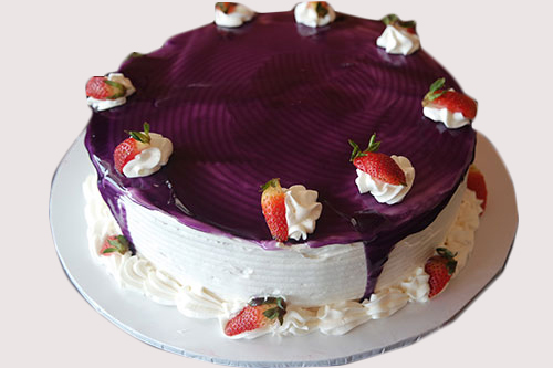 Blue Berry Gateau